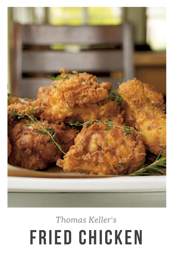 The Most Popular Chicken Recipe On Our Site Is Thomas Keller S Buttermilk Friedchicken And We Can T Pork And Beef Recipe Fried Chicken Recipes Fried Chicken