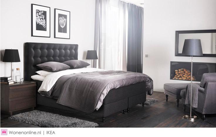 Ikea Boxspring Matras : Nieuwe ikea boxsprings ranges and interiors