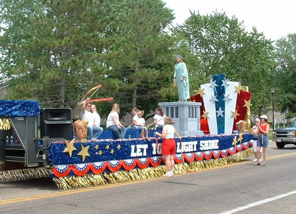 parade floats - Float Decorations