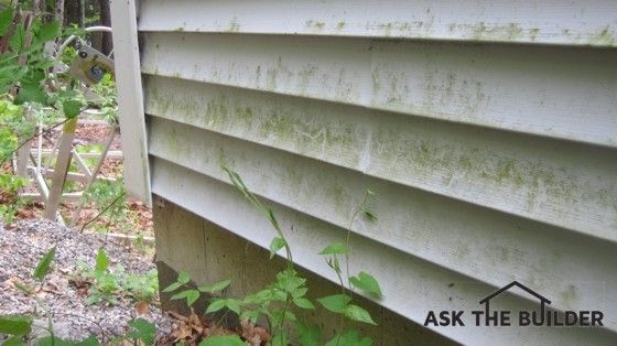 10 Tips For Cleaning Vinyl Siding Cleaning Vinyl Siding