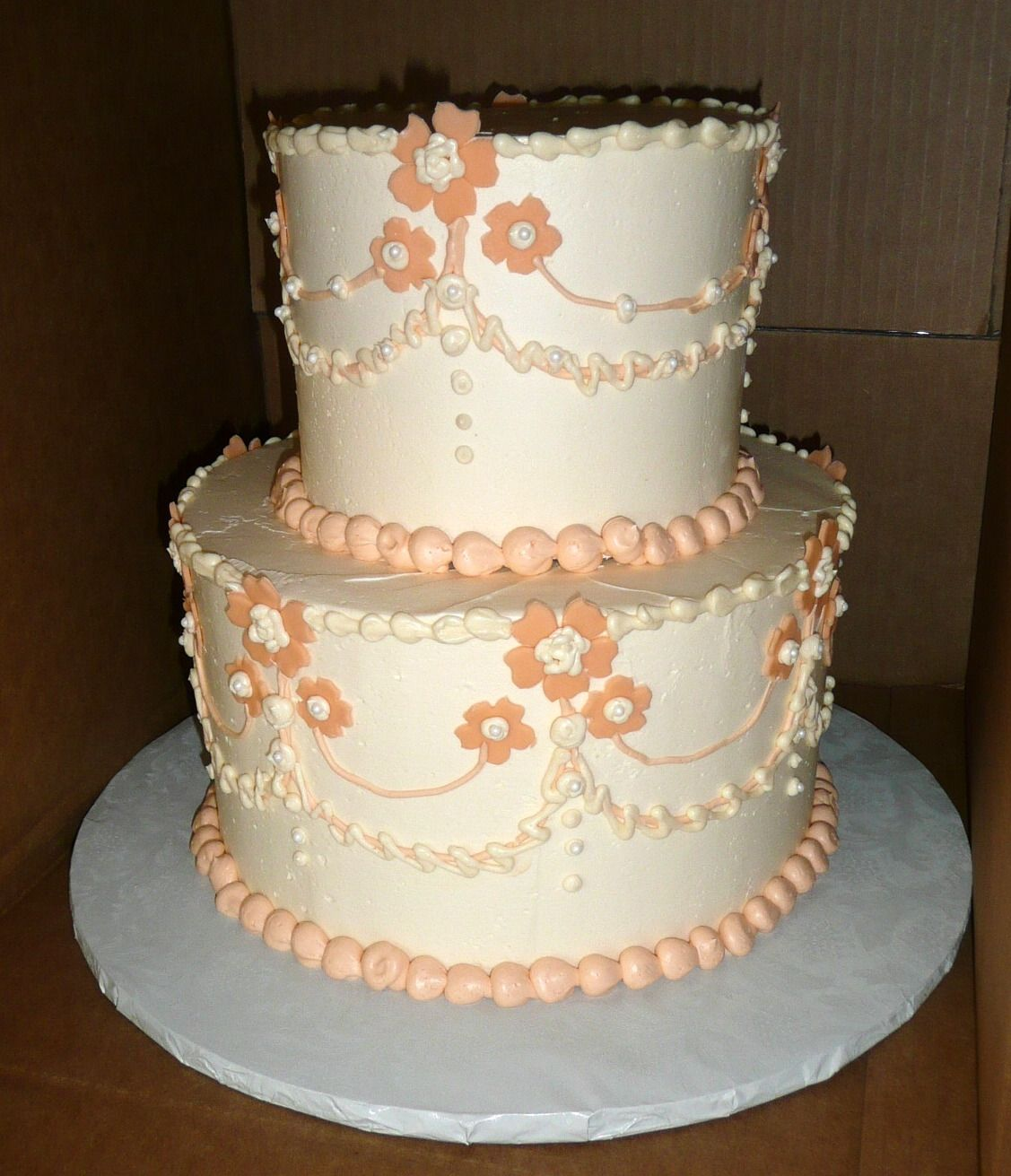 Pinterest Wedding Cakes: 25+ Best Peach Wedding Cakes Ideas On Pinterest