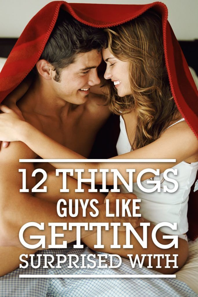 12 Things Guys Like Getting Surprised With Stylecraze