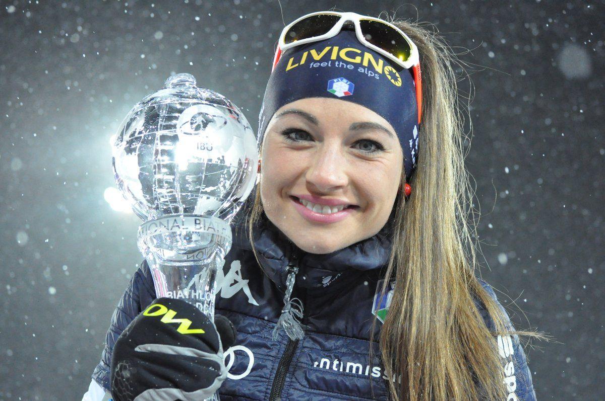 Доротея Вирер победитель Кубка Мира