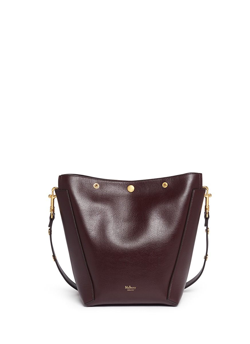 italy mulberry small camden press stud leather hobo. mulberry bags shoulder  63607 e4b74 d60ec156f82a6