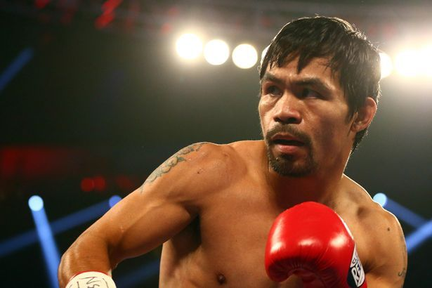 Manny Pacquiao vs Timothy Bradley result from MGM Grand in Las Vegas - Mirror Online