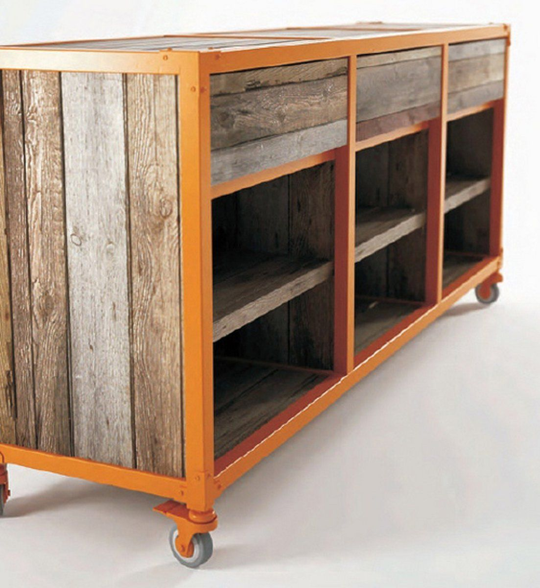 vintage furniture collection ideas from recycled teak wood roadie