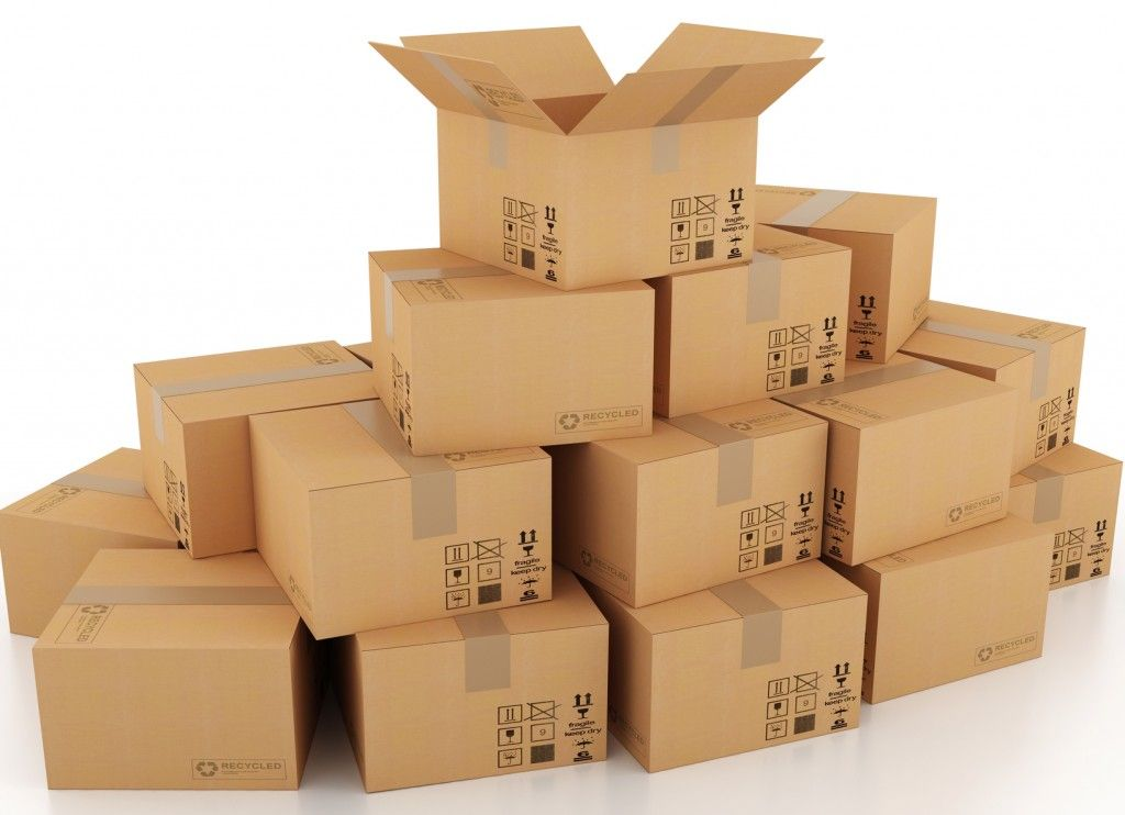 Shipping boxes overseas | International Moving in 2019