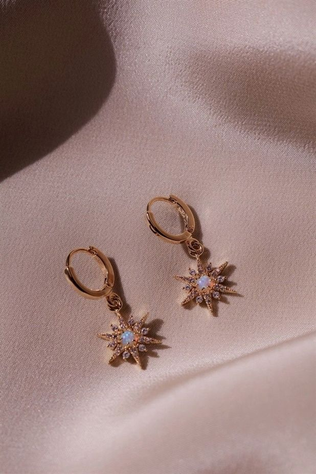 Chvker JewelryStardust Earrings #mamp;mcostumediy