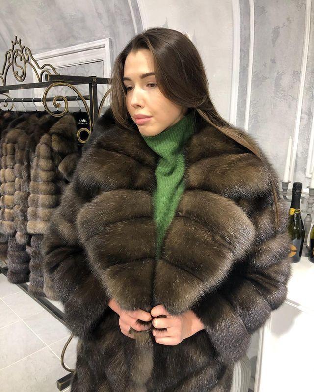 Pin Von Jan Reichelt Auf Fur Pelzmantel Anziehen Mantel