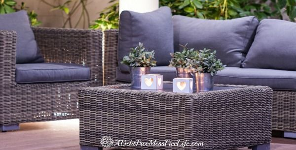 Nice Lovely How To Clean Patio Furniture 68 Small Home Remodel Ideas With