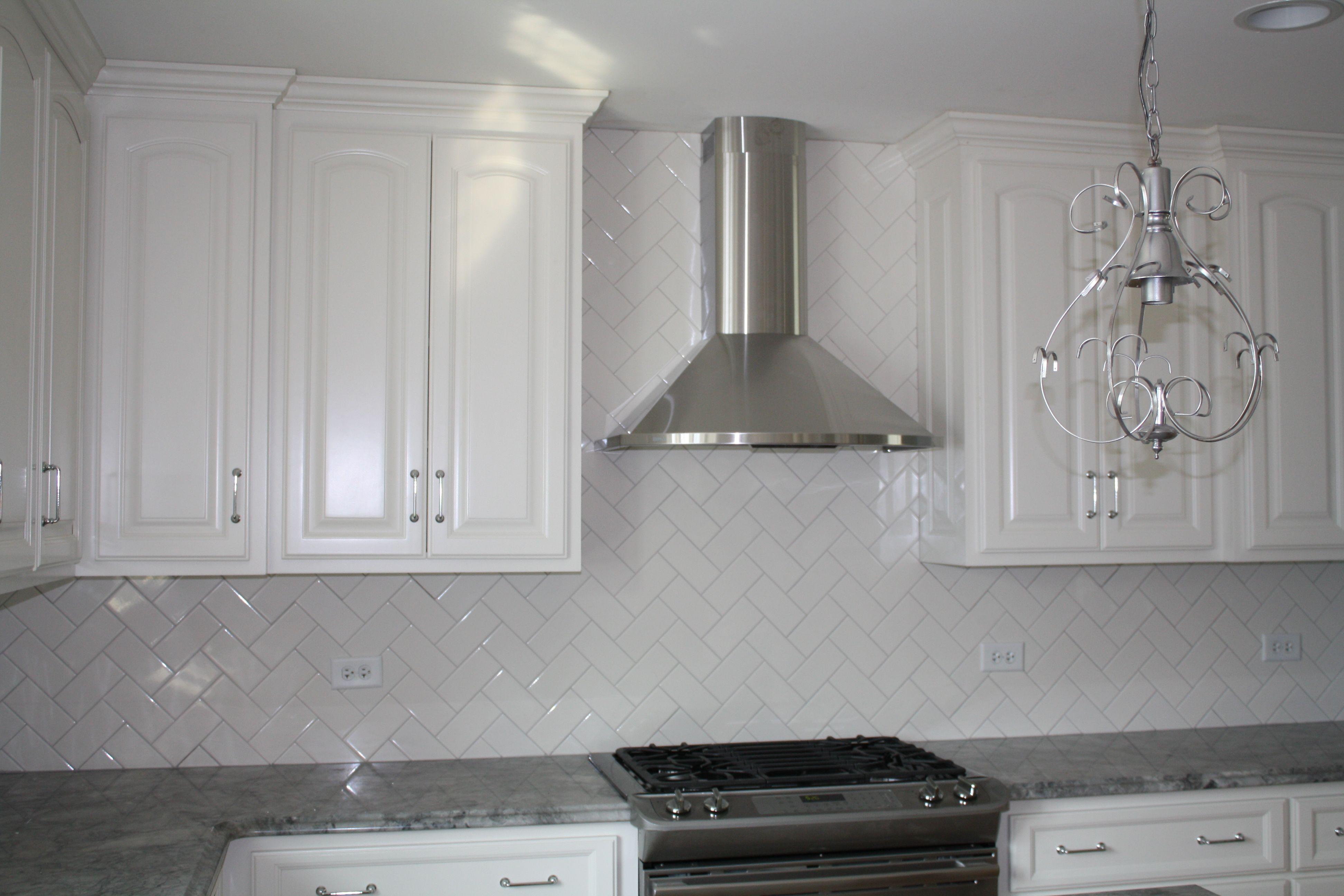 Perfect Installing Kitchen Stove Backsplash Behind Stove With