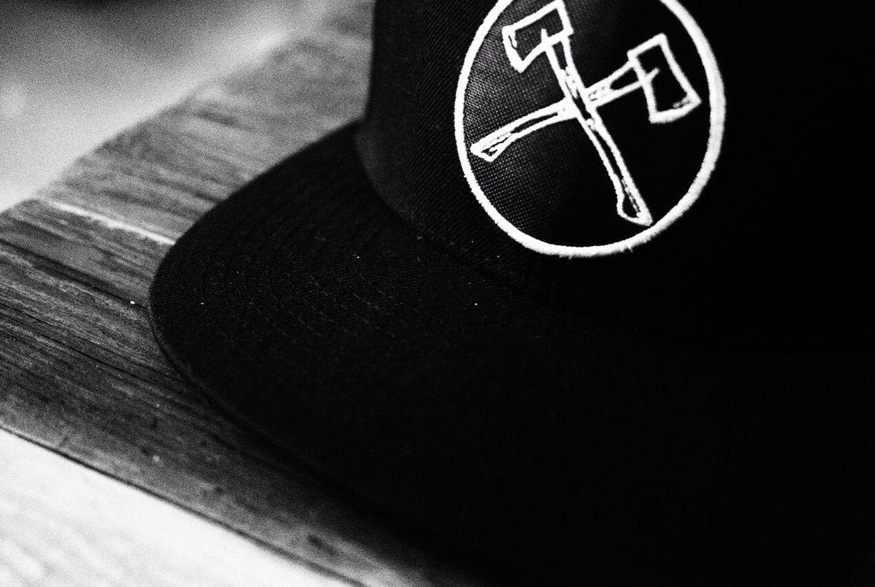 Cap black The Clan