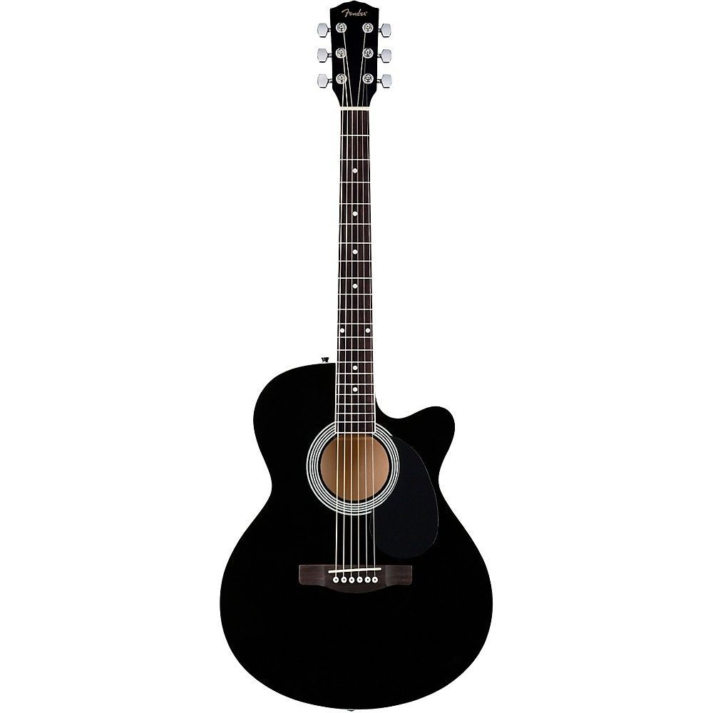 Fender Fa 135ce Acoustic Electric Guitar Acoustic Electric Guitar Guitar Fender Stratocaster