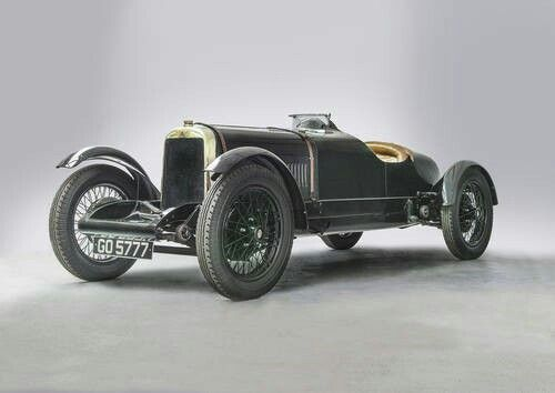 1930s Alvis Powys Lybbe Special Racing Car Cycle Car Classic