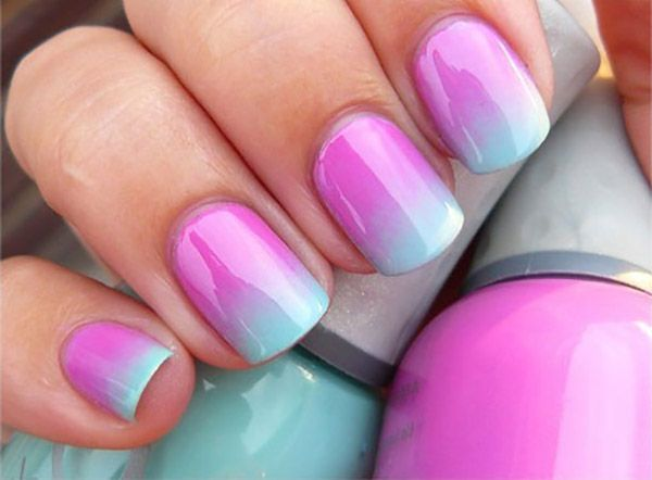 Ordinaire Get Smarty Creative With Cool Nail Designs To Do At Home