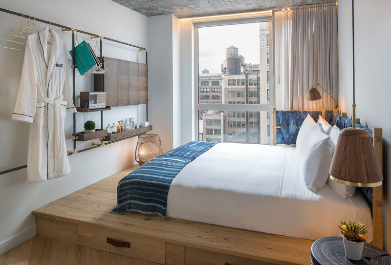 How Old To Get A Hotel Room In New York