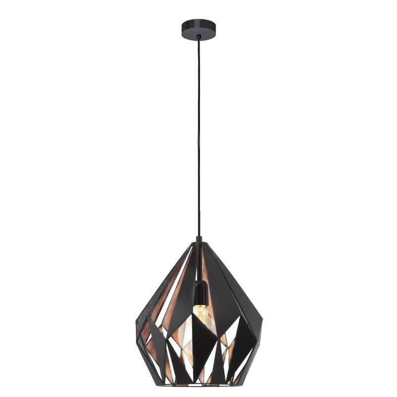 Vintage Pendant Lights Carlton From Eglo Is Available In Elettrico Showroom In Dubai Vintagelig Vintage Pendant Lighting Pendant Light Fixtures Pendant Light