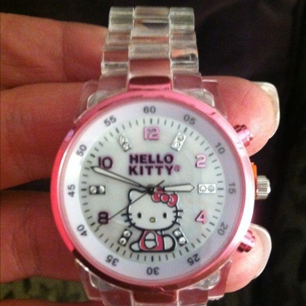 $0 Free New Hello Kitty Watch @ http://www.listia.com/auction/8224118