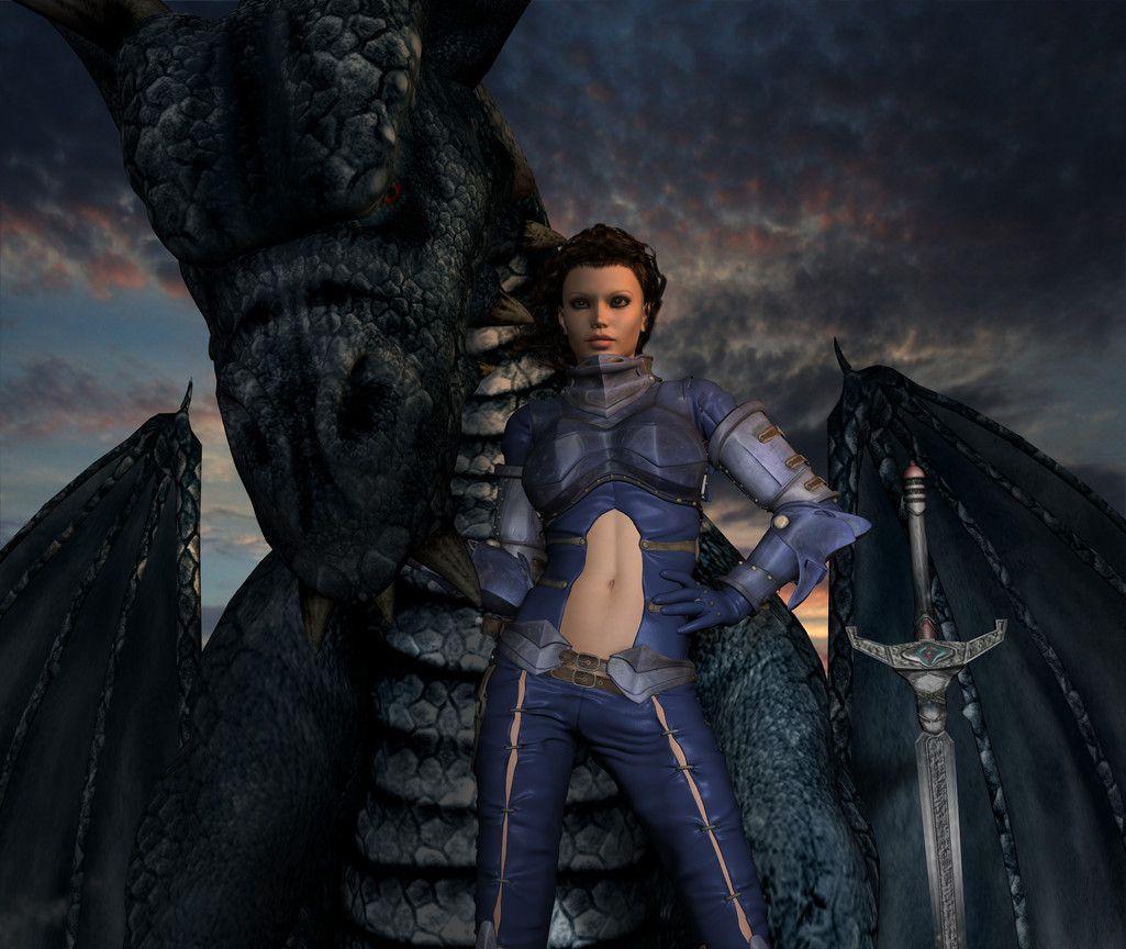 Kitiara. Dragonlance.