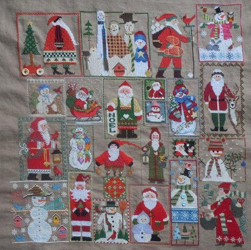 gazette94 un no l en scandinavie merry christmas pinterest noel broderie de no l et. Black Bedroom Furniture Sets. Home Design Ideas