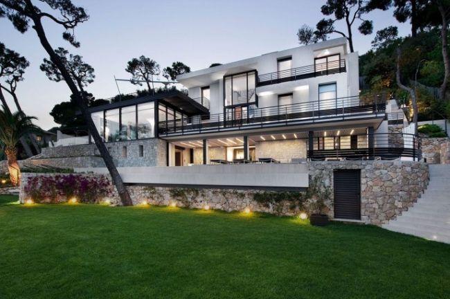 Louer une villa de rêve sur la Côte d\'Azur   Modern&Container house