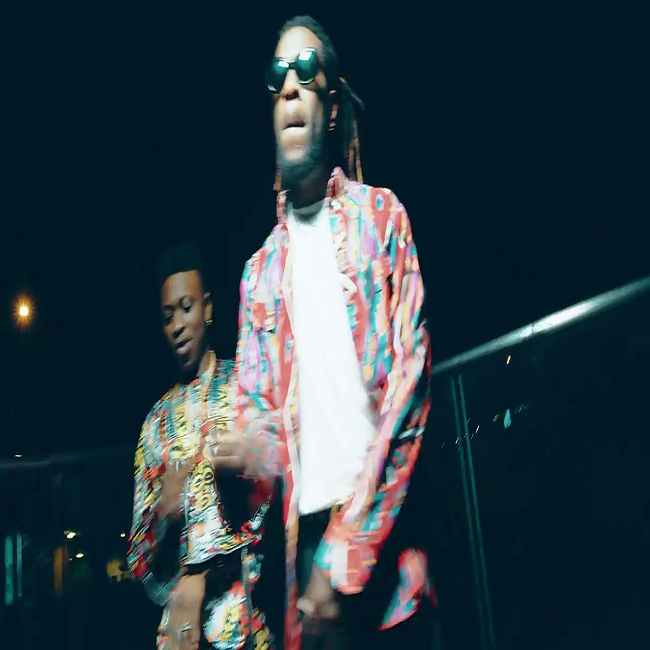 Ayepo RMX features Burna Boy and it is the first single off