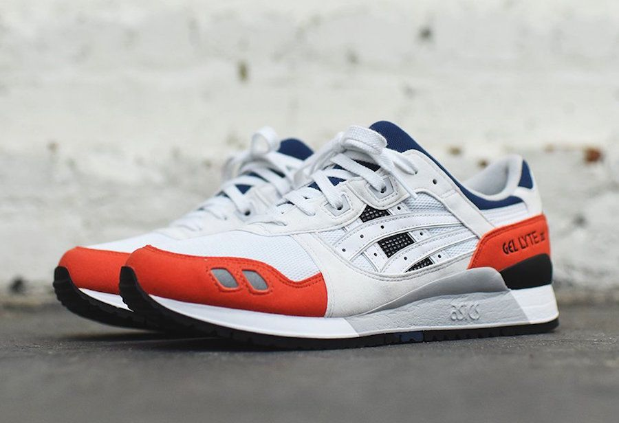 red and white asics gel lyte