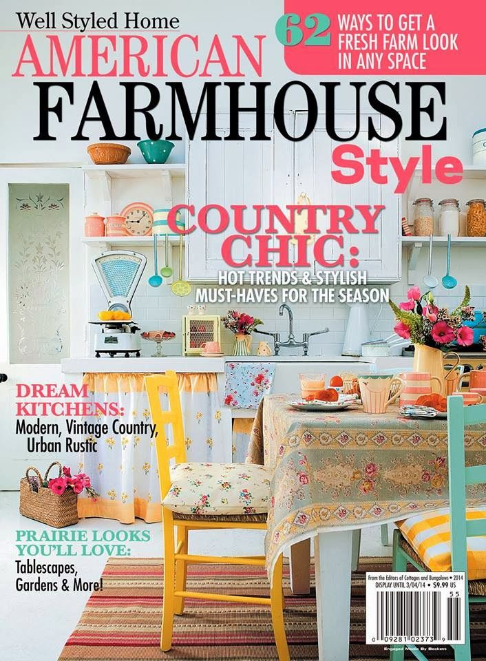Phyllis Florence farmhouse musings American Farmhouse