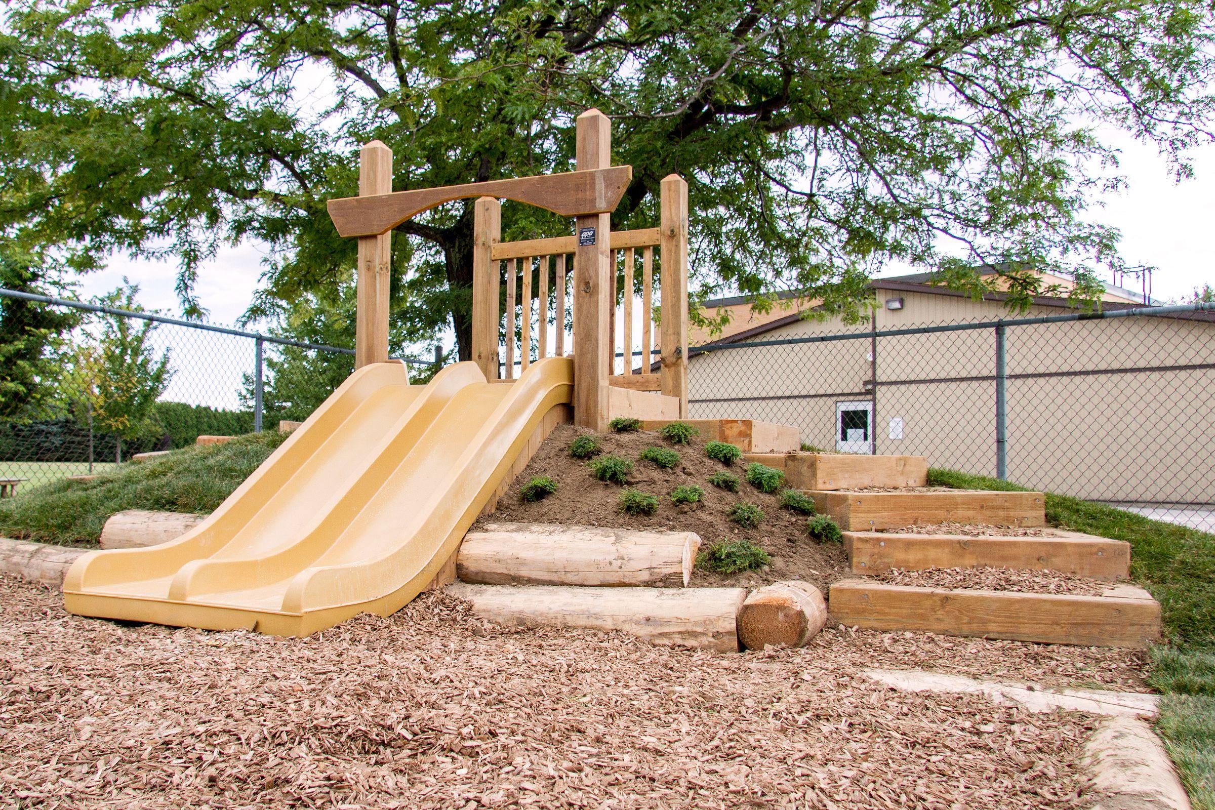 Natural Playgrounds - Active Playground Equipment Inc ...