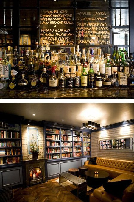 Nightlife In Los Angeles Library Bar Bar Restaurant