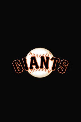 San Francisco Giants Black Logo Android Wallpaper Hd