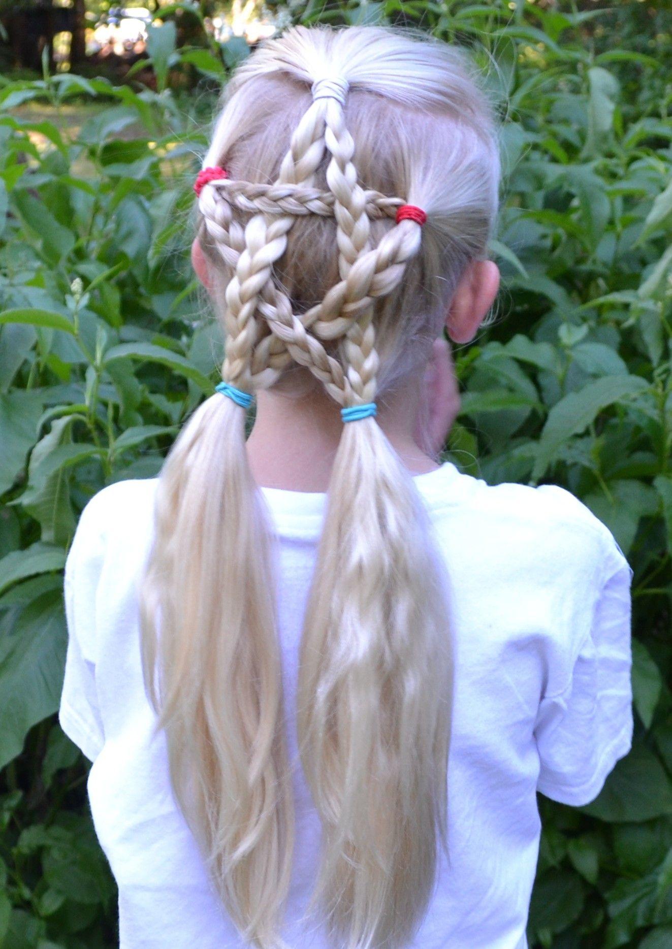 star braid - Google Search | Braided hairstyles, Hair styles ...