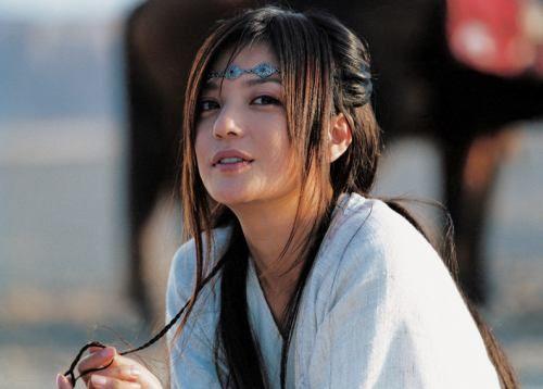 Vicki Zhao vs Ruby Lin...