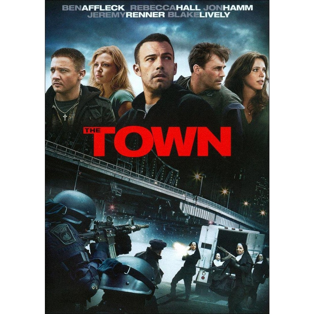 The Town, Movies | Products in 2019 | The town movie, Ben ...