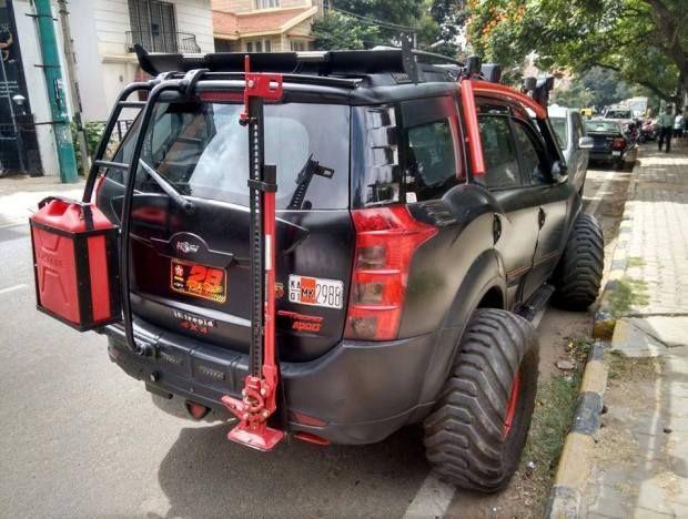 Photo of これらの6インドの改造車のように見え筆者はオリジナルデザインの角度から