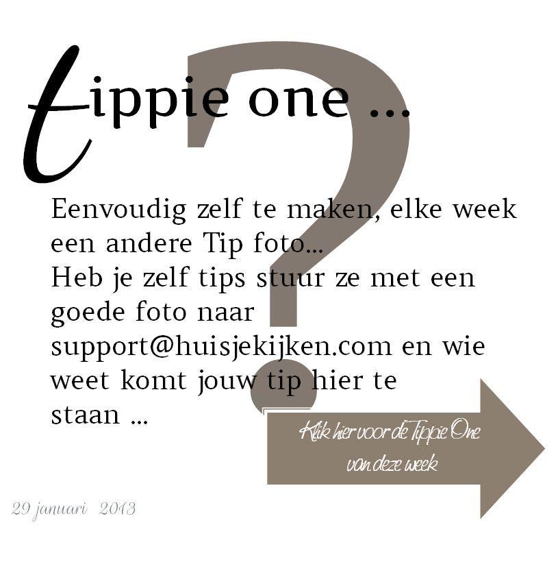Tippie One | Tips Foto