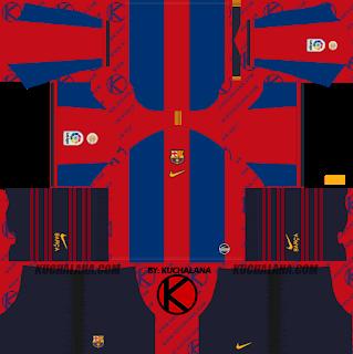 Barcelona Vs Real Madrid El Clasico Kits 2019 Dream League Soccer Kits Soccer Kits Real Madrid Home Kit Barcelona Vs Real Madrid