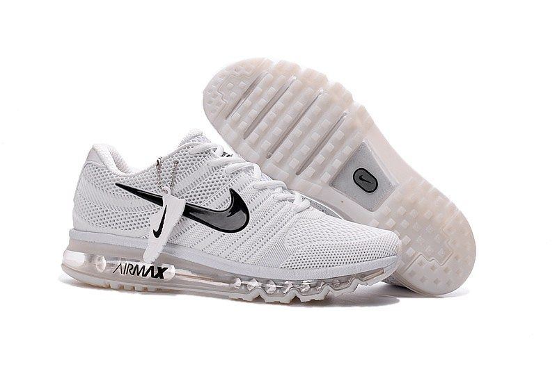 e334a1aa40b02 Nike Air Max 2017 Men White Shoes