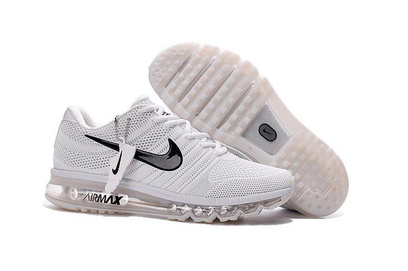 nike running shoes white air max. nike air max 2017 men white shoes running g
