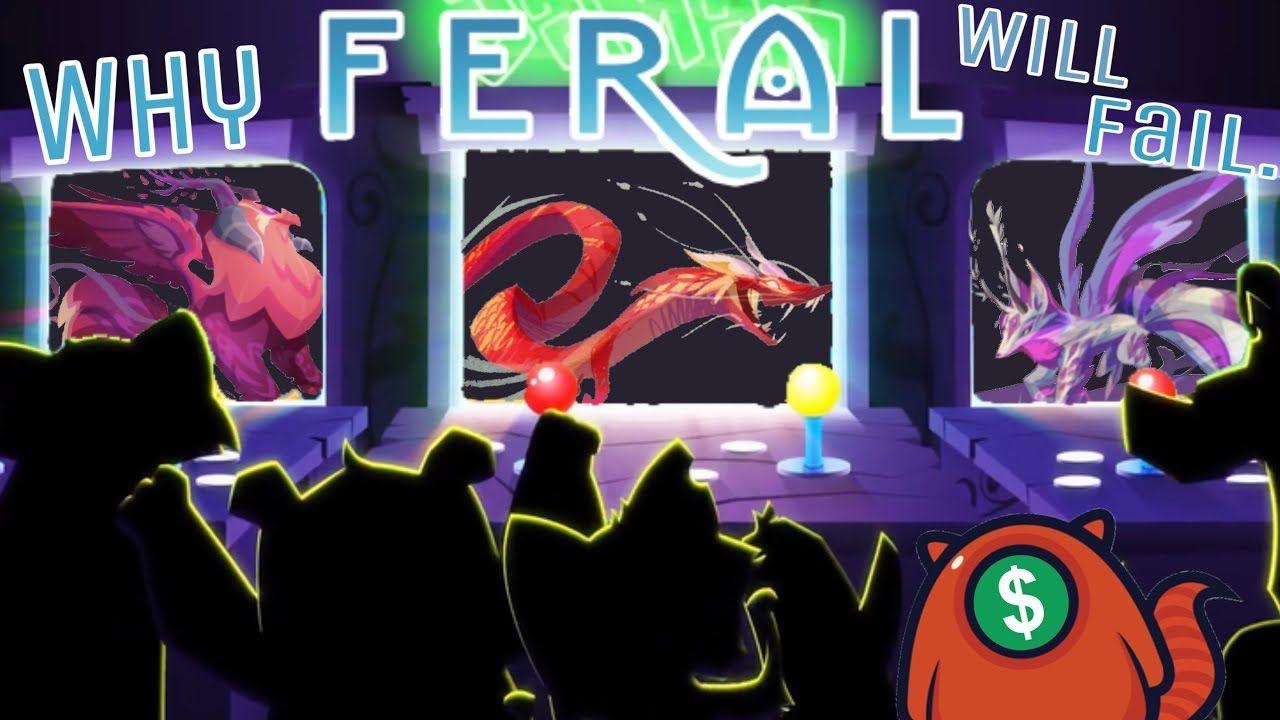 Why Feral Will Fail New Animal Jam Game By Wildworks Yt Aj Pw Ajpw Ajf Youtube Feral Animaljamplaywi Animal Jam Play Wild Animal Jam Game Animal Jam