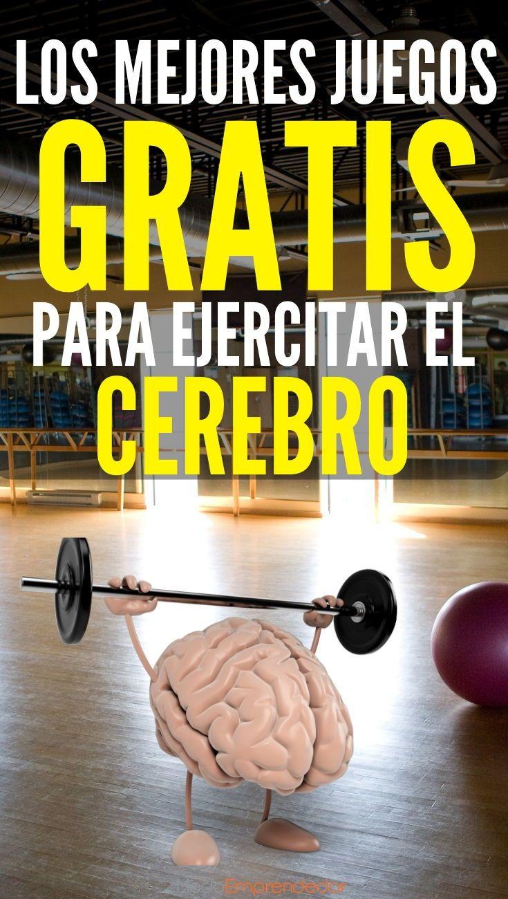 Los Mejores Juegos Gratis Para Ejercitar El Cerebro Entrénate Ahora Ejercicios Para La Mente Ejercicio Mental Mejorar La Memoria