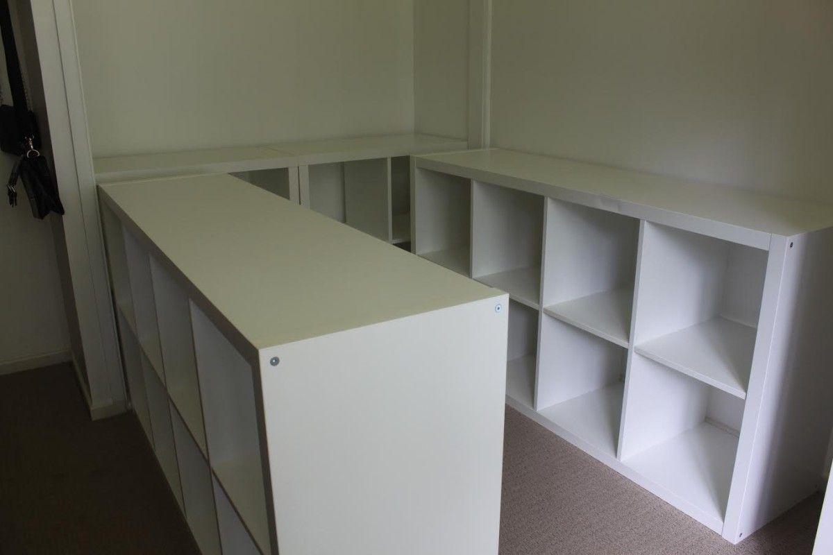 storage bed ikea hack. Raised Bed Inside Built-in Wardrobe - IKEA Hackers Storage Ikea Hack N