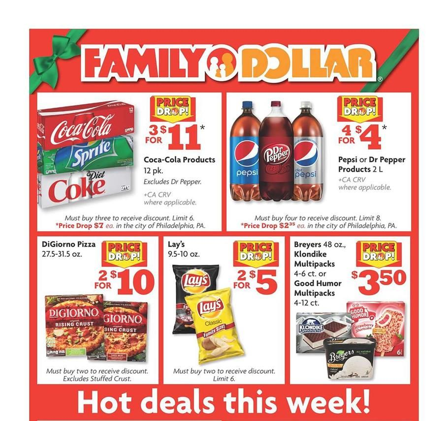 picture regarding Family Dollar Printable Coupons called Spouse and children Greenback 2018 Black Friday Advertisement On-line Purchasing Offers