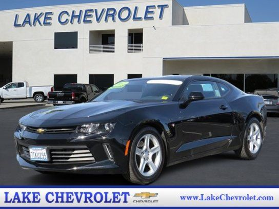 Coupe, 2017 Chevrolet Camaro LT Coupe with 2 Door in Lake ...
