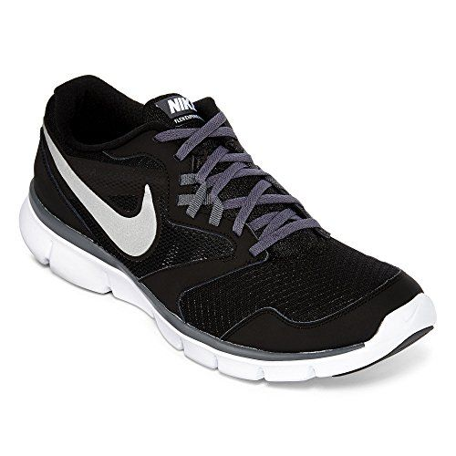 Nike Mens Flex Experience Rn 3 Black Mtllc Slvr Drk Gry Gry White Running  Shoe 13 Men US - Crazy By Deals discounts and bargains 7b2bd088eb43f