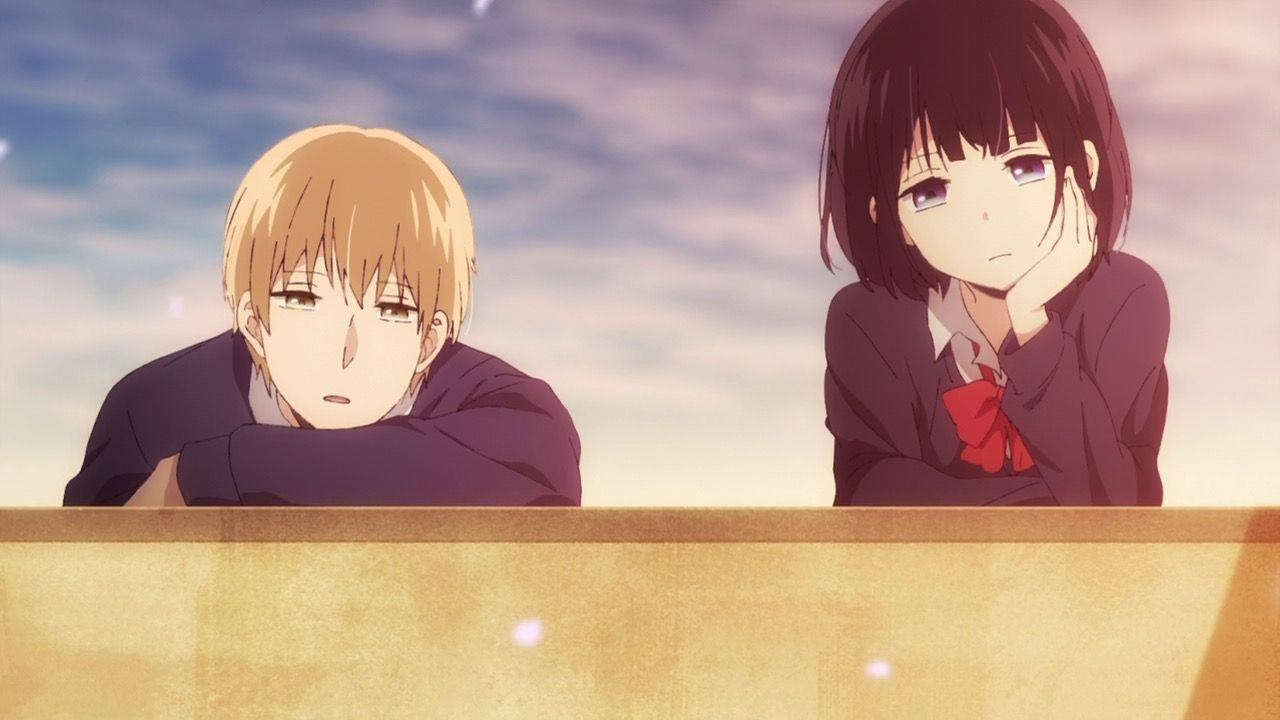 Kuzu No Honkai Scum S Wish Resenha Anime Anime De Romance E