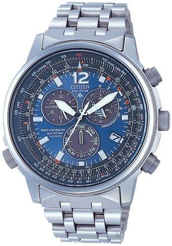 Citizen As4050 51l Promaster Radio Controlled Titanium Nighthawk Sapphire Watch Mens Watches Citizen Best Watches For Men Citizen Watch