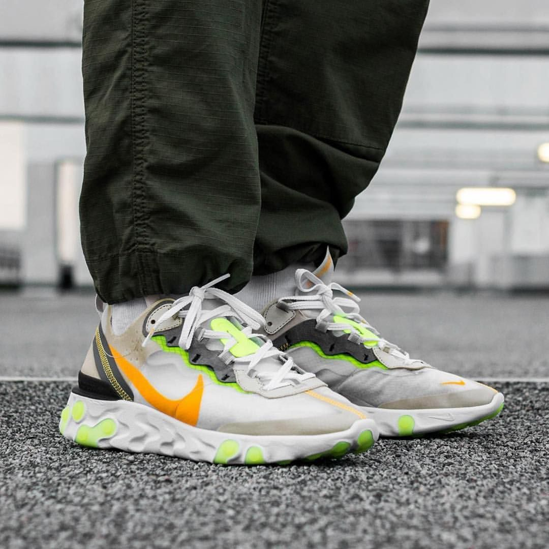 "the best attitude 5f425 f4293 Nike React Element 87 ""Light Orewood"""