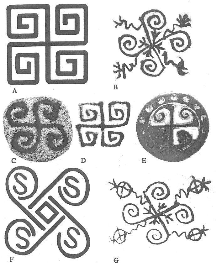 Ice Age Swastika Found In Ukraine Interpretation Of A Basic Symbol