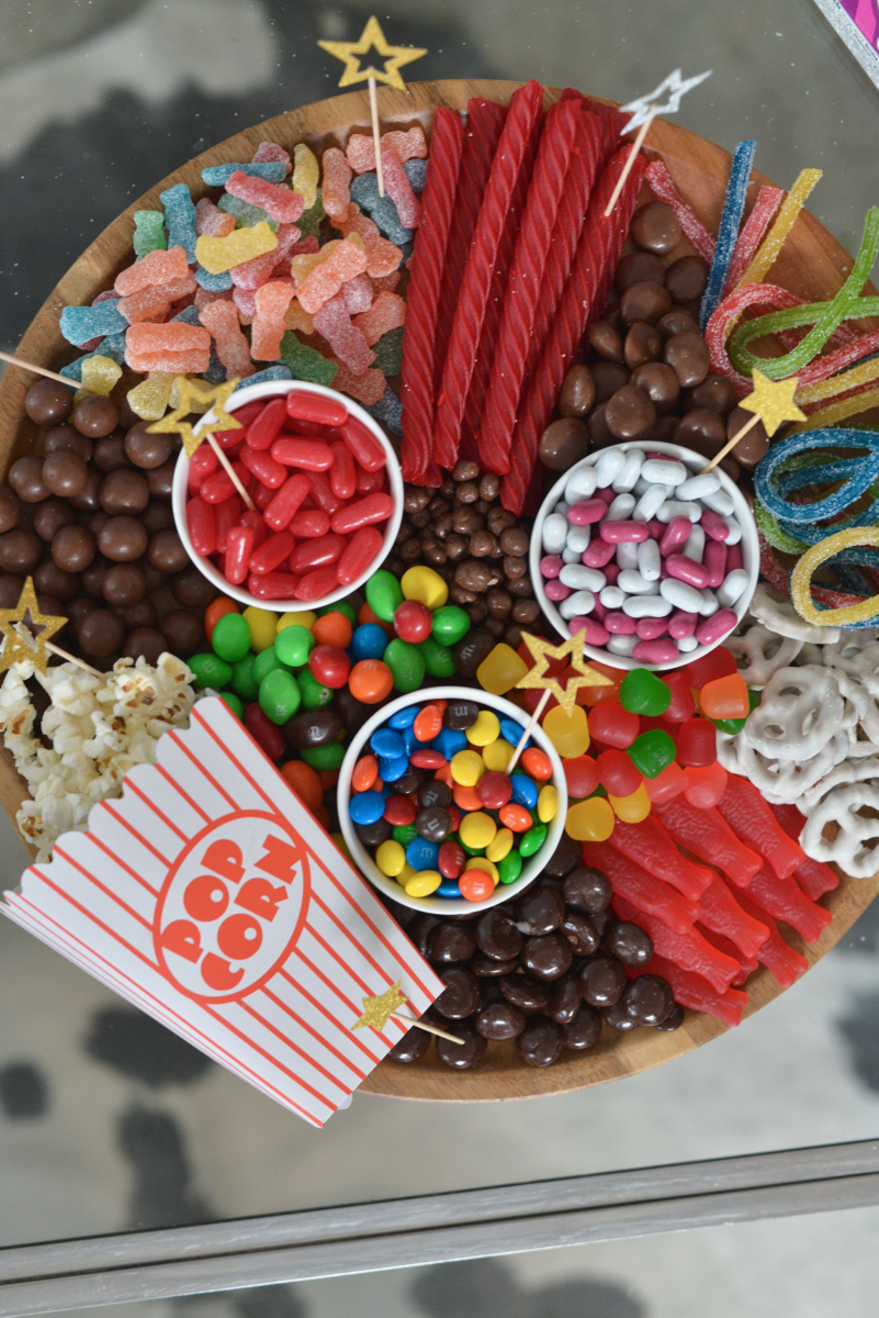 5 Steps for Creating a Candy Board for Your Oscars